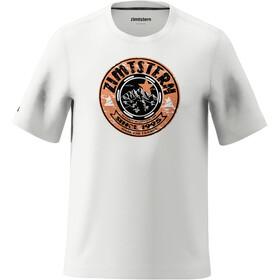Zimtstern Bullz T-Shirt Herren weiß